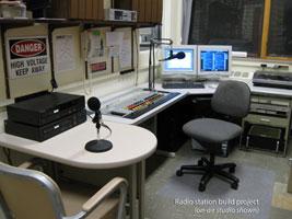 KCIZ school studio
