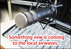 Something new is coming to East Central Minnesota's airwaves
